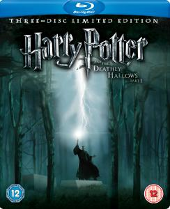 Harry Potter and the Deathly Hallows - Part 1: Triple Play (Online Exclusive Steelbook Edition)