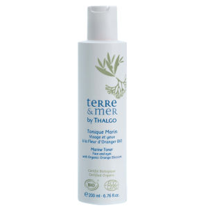 Terre & Mor by Thalgo Marine Toner with Organic Orange Blossom 200ml/6.76oz