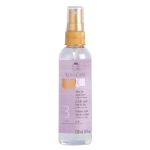 Spray de Brilho Líquido Silken Seal da Keracare (120 ml)