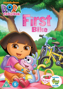 Dora Explorer: Doras First Bike