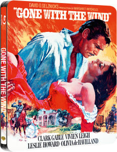 Gone With The Wind - Steelbook Edition (UK EDITION)