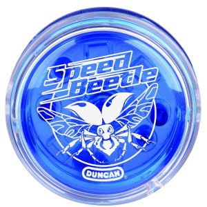 Duncan Speed Beetle Yo-Yo - Blue/Opaque