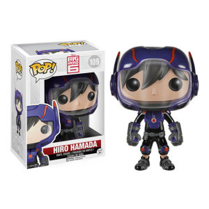 Disney Big Hero 6 Hamada Funko Pop! Figuur