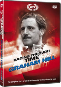 Racing Through Time Legends - Graham Hill