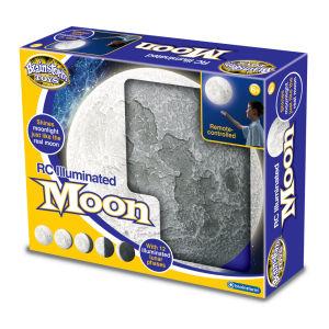 Ferngesteuerter leuchtender Mond