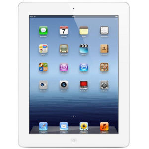 Apple New iPad 3rd Generation - 16GB Wi-Fi & 4G Tablet in White (MD369B/A)