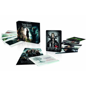Snow White and the Huntsman - Steelbook de Edición Limitada de Coleccionista (Incluye Copia Digital y UltraVioleta)