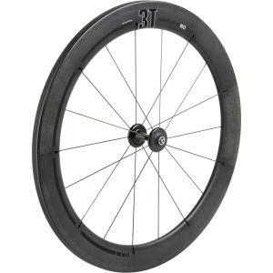 3T Wheel Mercurio 60 Ltd Stealth Carbon Tubular