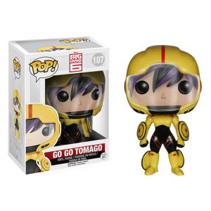 Disney Big Hero 6 Go Go Tomago Funko Pop! Figuur
