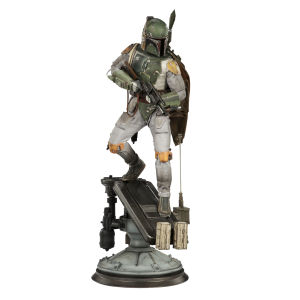 Sideshow Collectibles Star Wars Boba Fett Premium Format Figure