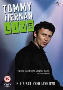 Tommy Tiernan: Live