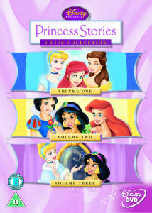 Princess Stories - Triple Pack Vol. 1 - 3