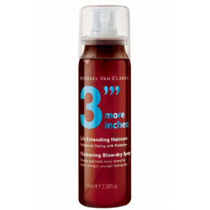 3 More Inches Thickening Blow Dry Spray (100ml)