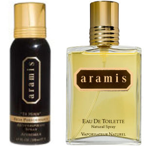 Aramis Classic Duo (60ml Spray EDT Bundle)