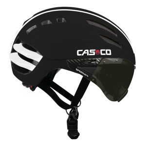Casco Speed Airo Helm mit Smoke Visor