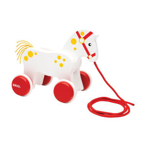 Brio Special 150th Anniversary Pull Along Horse