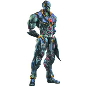 DC Comics Variant Play Arts Kai Darkseid Action Figure (C: 1-1-2)