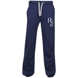 Ringspun Men's Arctic Jogging Pants - Navy