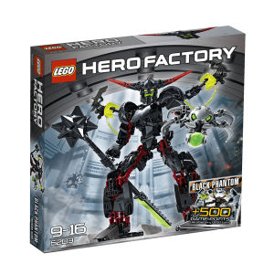 LEGO Hero Factory: Black Phantom (6203)