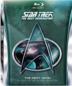 Star Trek: Next Generation - Taste of Next Generation