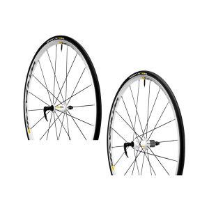 Mavic Ksyrium Equipe S Wheelset - White