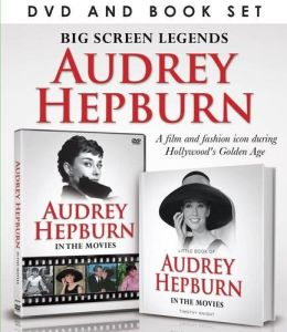 Big Screen Legends: Audrey Hepburn (Includes Book)