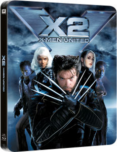X-Men 2 - Limited Edition Steelbook