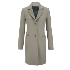 Knutsford Women's Cashmere Blend Riding Coat - Mink