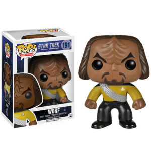 Star Trek: The Next Generation Worf Funko Pop! Figur