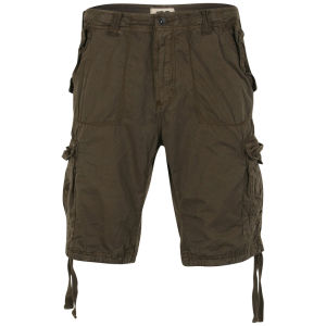 Shorts Iniesta Ringspun Men - Khaki