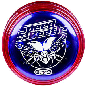 Duncan Speed Beetle Yo-Yo - Purple/Red