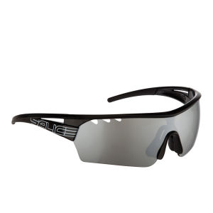 Salice 006 CRX Sports Sunglasses - Photochromic - Black/CRX Smoke
