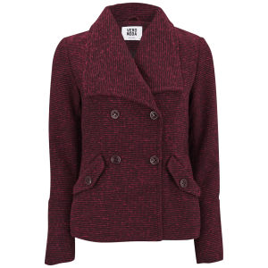 Vero Moda Sure Tailored Jacket - Wine