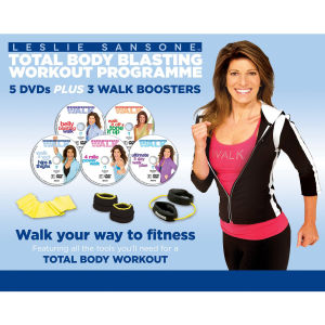 Leslie Sansone: Total Body Blasting Workout Programme