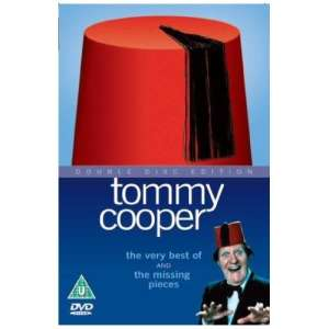 Tommy Cooper - The Very Best Of/The Missing Pieces