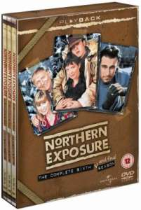 Northern Exposure - The Complete 6th Season