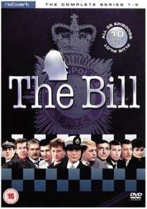 The Bill - Series 1 - 3 [11 Disc Box Set]
