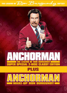Anchorman [Speciale Editie]/Wake-Up Ron Burgundy