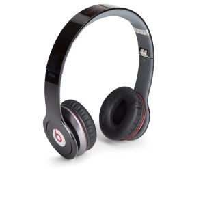 Beats by Dr. Dre: Solo HD with Control Talk Headphones from Monster - Black