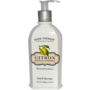 Crabtree & Evelyn Citron, Honey and Coriander Hand Therapy (8.8 oz)