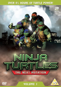 Teenage Mutant Ninja Turtles: The Next Mutation - Volume 1