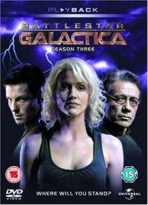 Battlestar Galactica - Season 3