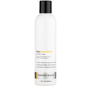 236ml MenScience Daily Face Wash