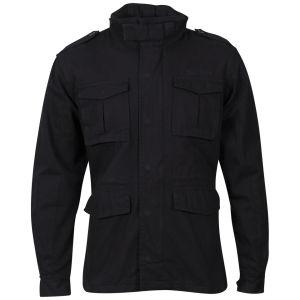 Ringspun Men's Drive Jacket - Black