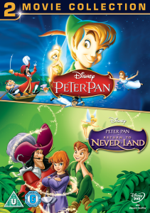 Peter Pan 1 en 2 Duo Pack