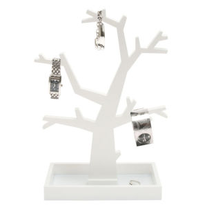Jewellery Tree Dress Up - White