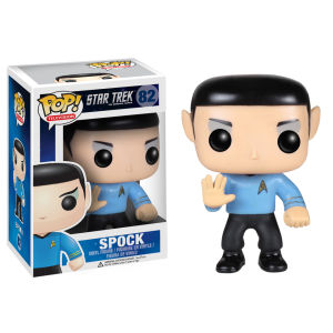 Star Trek Spock Pop! Vinyl Figur