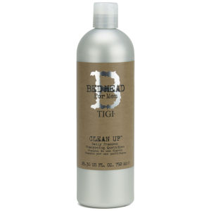TIGI Bed Head for Men Clean Up Shampoo para uso diario (750 ml)