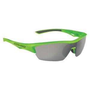 Salice 006 CRX Sport Sunglasses - Green/Smoke
