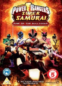Power Rangers Super Samurai: Rise of the Bullzooka - Volume 2